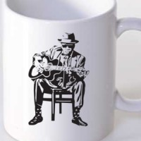 Mug Bluesman