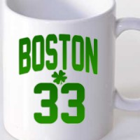 Mug Boston Basketball Legend