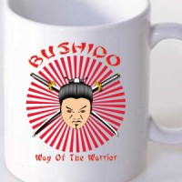 Mug Bushido Warrior