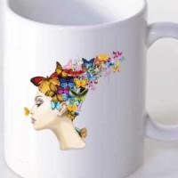 Mug Butterfly Beauty