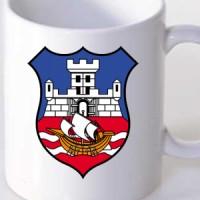 Mug Coat Of Arms Of Belgrade