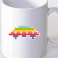 Mug Colorful Flying Saucer