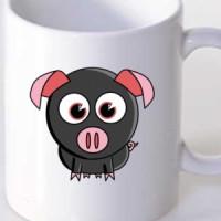 Mug Cute Little Piggy