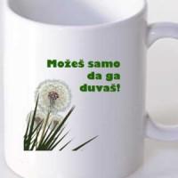 Mug Dandelion - you can blow it
