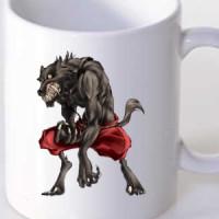 Mug Dangerous Werewolf
