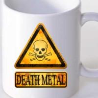 Mug Death Metal