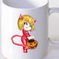 Mug Devil Girl