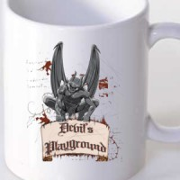 Mug Devil's Playground