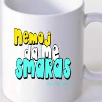 Mug Do Not Me Smaras