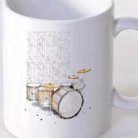 Mug Drums - Drums - Vintage