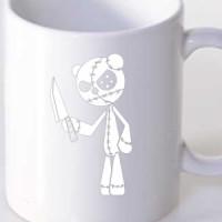 Mug Evil Teddy
