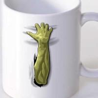 Mug Evil hand of fear