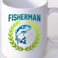 Mug Fisherman