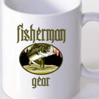 Mug Fisherman Gear