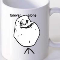 Mug Forever Alone