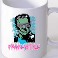 Mug Frankenstyle