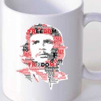 Mug Freedom Che