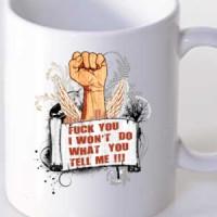 Mug Fuck You ...