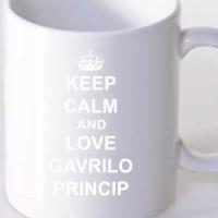 Mug Gavrilo Princip