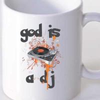 Mug God Is A Dj