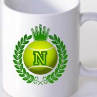 Mug Green King Nole