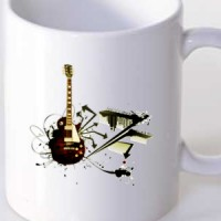 Mug Guitar