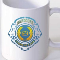 Mug Hard Core Lion