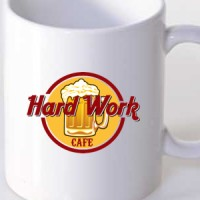 Mug Hard Work