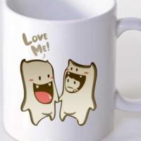 Mug He Likes Me
