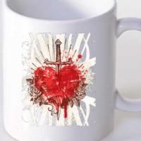 Mug Heart Tattoo