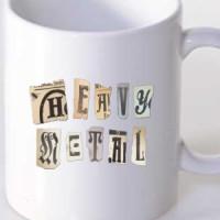 Mug Heavy Metal