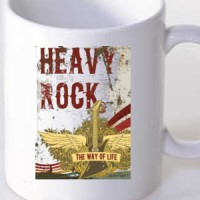Mug Heavy Rock