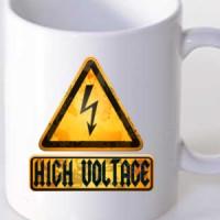 Mug High Voltage