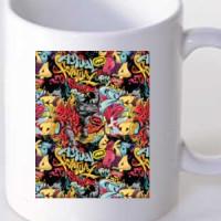 Mug Hip Hop Graff