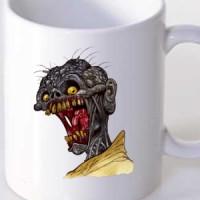 Mug Hungry Zombie