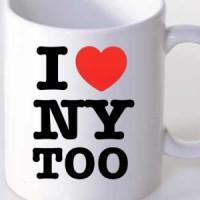 Mug I Love Ny Too