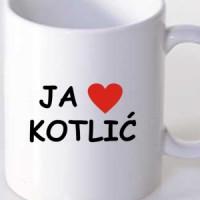 Mug I love pot