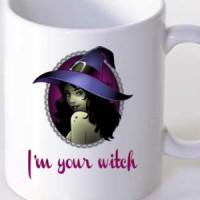 Mug I'm Your Witch