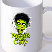 Mug In Darkness Comes Clarity