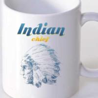 Mug Indian Chief