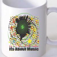 Mug It's about music