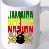 Mug Jamaica Reggae Nation