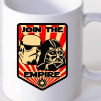 Mug Join The Empire