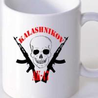 Mug Kalashnikov