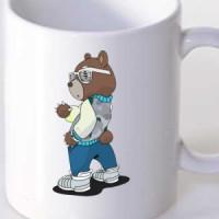 Mug Kanye West Bear