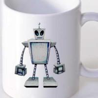 Mug Killer Robot