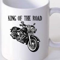 Mug King Of The Road