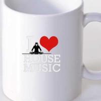Mug L love house music