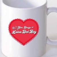 Mug Lace heart 4 by Jvncc
