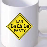 Mug Lan Party